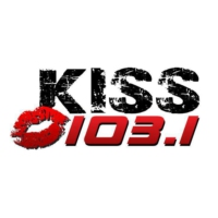 Logo of radio station KEKS Kiss 103.1