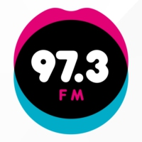 Logo of radio station 97.3FM Brisbane