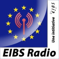 Logo of radio station EIBS Radio