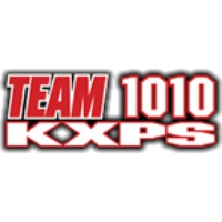 Logo of radio station KXPS Team 1010