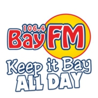 Logo of radio station Bay FM