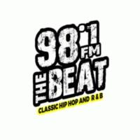 Logo of radio station WLOR 98.1 FM The Beat