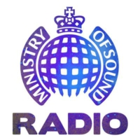 Logo de la radio Ministry of Sound Radio