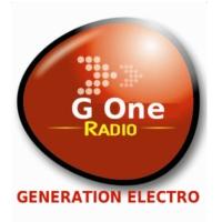 Logo of radio station G One Radio