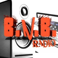 Logo of radio station BNB RADIO