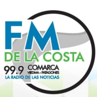 Logo of radio station FM de la Costa
