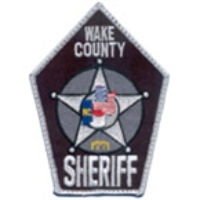 Logo of radio station Wake County Sheriff and Raleigh Police Dept