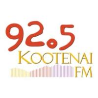 Logo de la radio KVNI 92.5 Kootenai FM