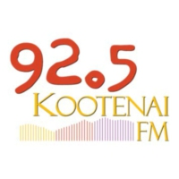 Logo of radio station KVNI 92.5 Kootenai FM