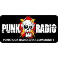 Logo of radio station Punk Radio
