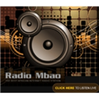 Logo of radio station Radio Mbao