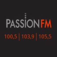 Logo of radio station Passion FM