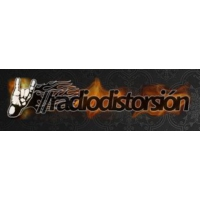 Logo of radio station Radiodistorsion