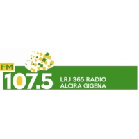Logo of radio station LRJ 365 Radio Alcira Gigena