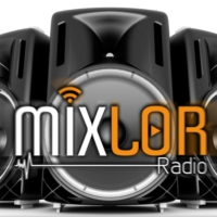 Logo of radio station MixLor Radio