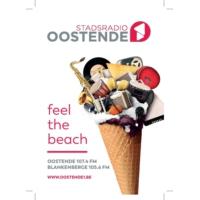 Logo of radio station Oostende1