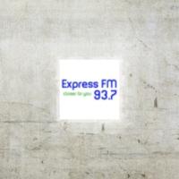 Logo of radio station Express FM 93.7