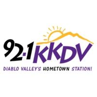 Logo de la radio 92.1 KKDV