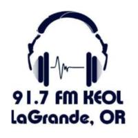 Logo de la radio 91.7 KEOL
