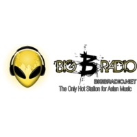 Logo of radio station Big B Radio