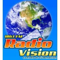 Logo de la radio Radio Vision 106.1 FM