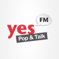 Logo of radio station Yes FM