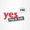 Logo of radio station Yes FM