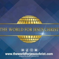 Logo of radio station The world for jesus christ