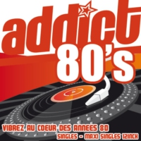 Logo of radio station Addict80's