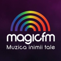 Logo of radio station Magic FM