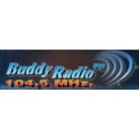 Logo of radio station Buddy Radio 104.5