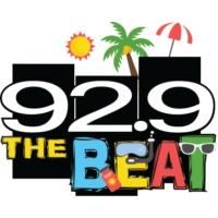Logo of radio station KOSP The Beat 92.9