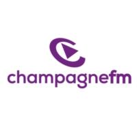 Logo of radio station Champagne FM - Reims