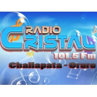 Logo of radio station Radio Cristal 101.5 Fm