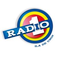 Logo of radio station Radio 1 Bogotá 88.9 FM