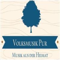 Logo of radio station Volksmusikpur