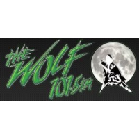 Logo of radio station CKWF The Wolf