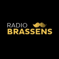 Logo of radio station Radio Brassens
