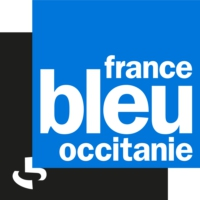 Logo of radio station France Bleu Occitanie