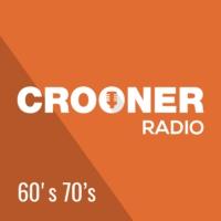 Logo of radio station Crooner Radio 60's 70's