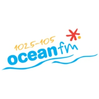 Logo of radio station Ocean FM Sligo