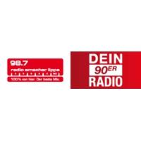 Logo of radio station Radio Emscher Lippe – Dein 90er Radio