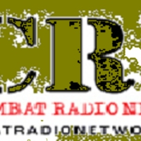 Logo of radio station Combat Radio Network