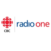 Logo of radio station CBC Radio One Vancouver