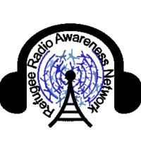 Logo de la radio Refugeeradionet