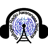 Logo of radio station Refugeeradionet