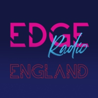 Logo of radio station EDGE RADIO: ENGLAND