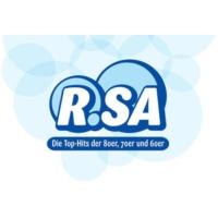 Logo of radio station R.SA