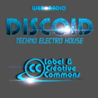Logo of radio station DISCOID French Techno