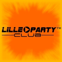 Logo of radio station Lille Party Club